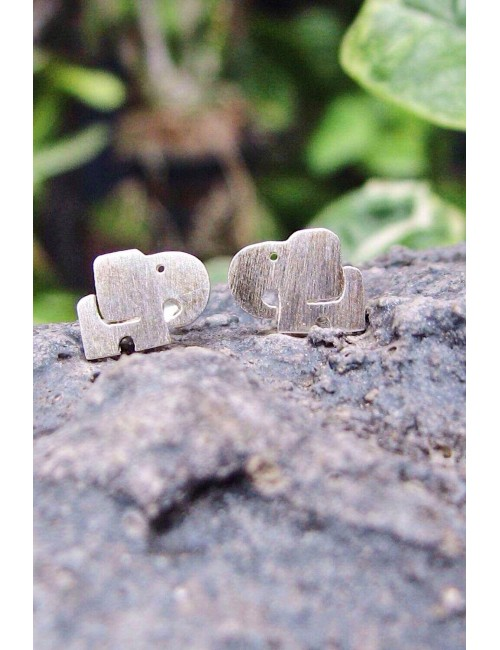BoBo Elephant Earrings
