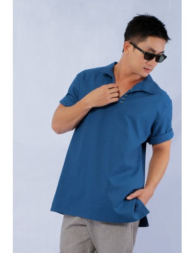 Crane Cotton Linen Top,...