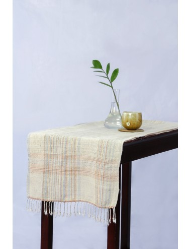 Hand-Woven & Natural dyed...