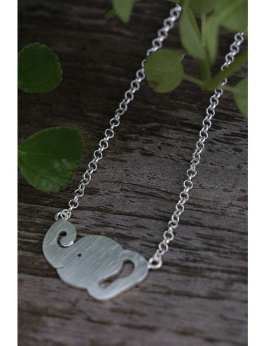 Grinning Elephant Silver...