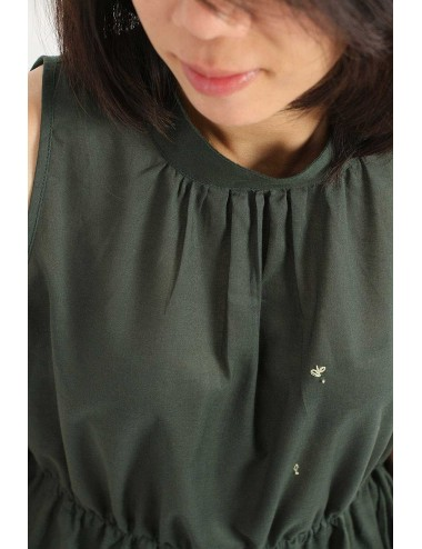 Fleurie Cotton Midi Dress,...