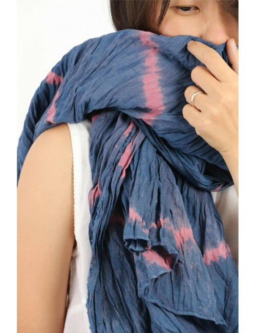 Natural Tie Dyed Cotton...