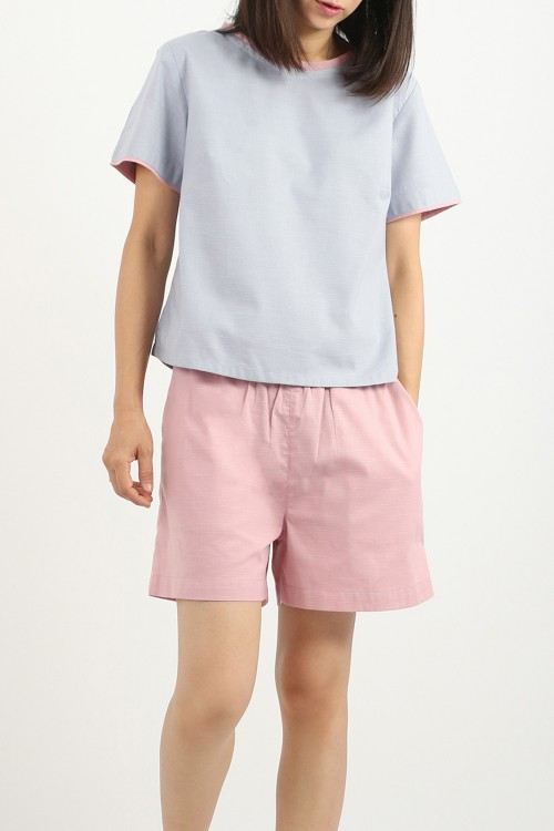 Sim Cotton Short Sleeves...