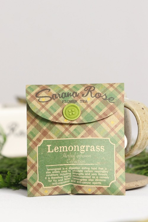Lemongrass Herbal Tea