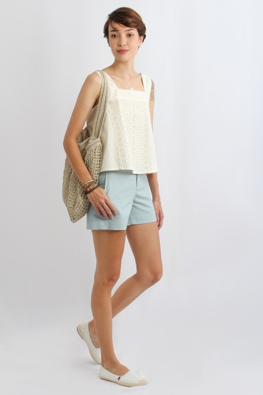 Lunar Shopping Bag, Cream,...