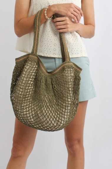 Lunar Shopping Bag, Green,...