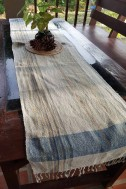Natural Dyed Hemp Table...
