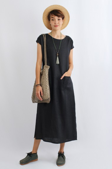 Cerny Linen Dress