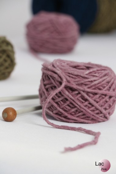Thick Cotton Yarn Natural Dyed