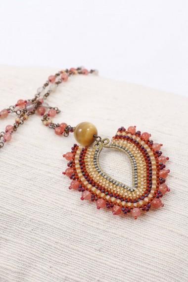 Rory Quartz Necklace