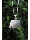 Charm of Love Elephant 925...