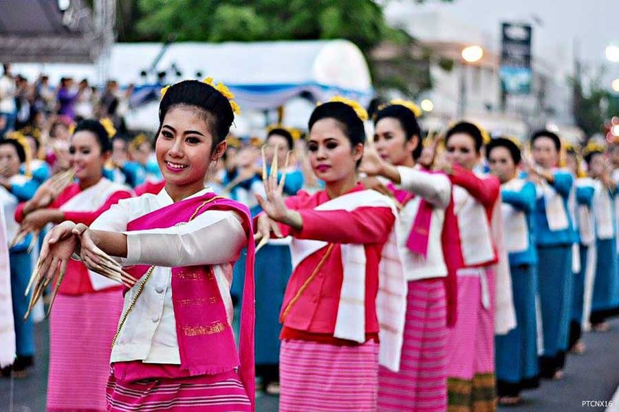 Chiang Mai's 720th Anniversary Celebrations